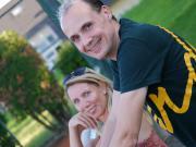 Angelika und Markus