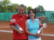 Sieger Christina Stuck und Andreas Petri